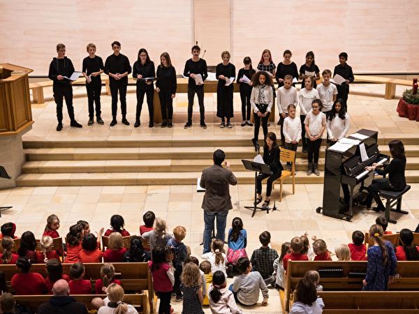 Adventskonzert Singschule 13.12.2019