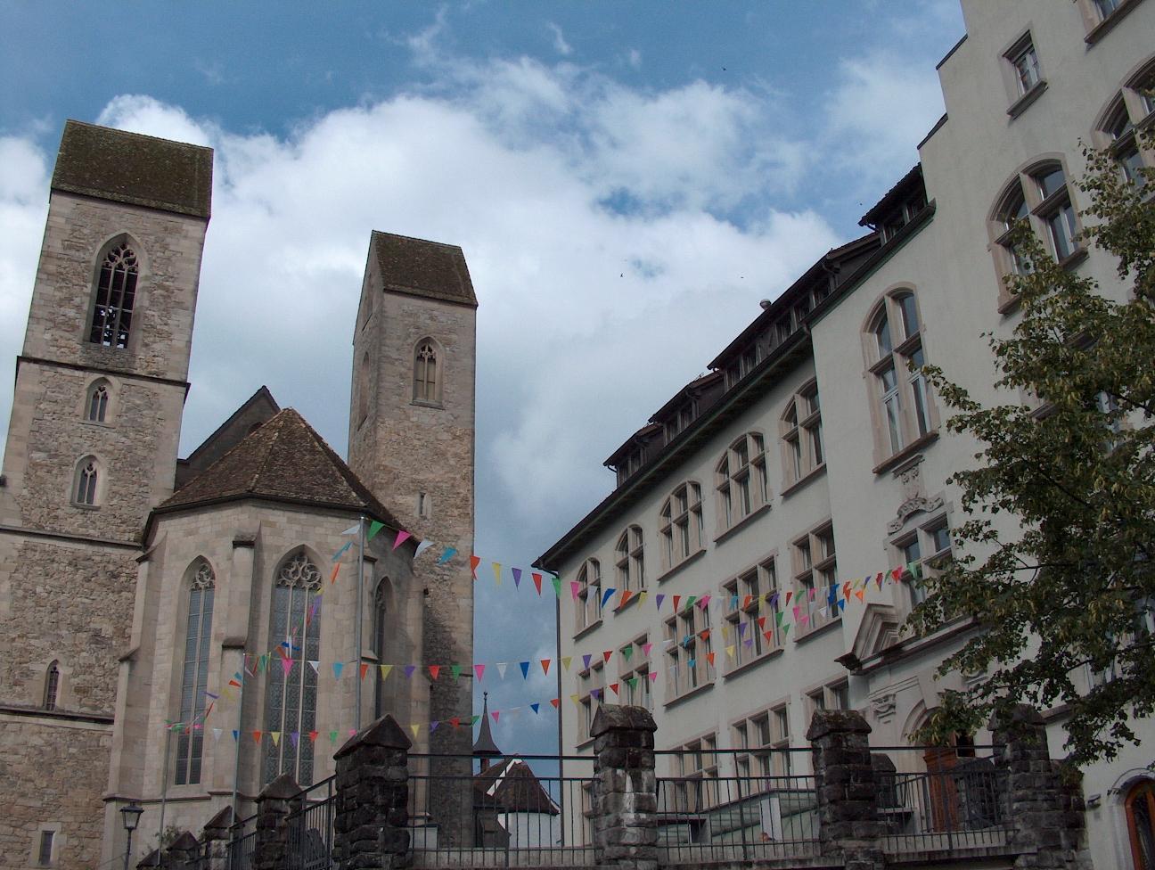 Schulhaus Herrenberg