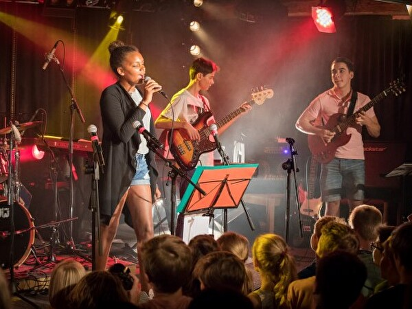 Young Rock & Pop Konzert im ZAK vom 13.5.2017
