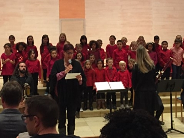 Adventskonzert der Singschule