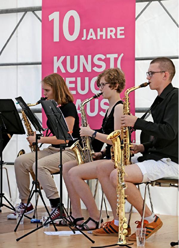 Bild aus der Zürichseezeitung vom 11.6.18