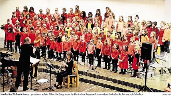 Foto aus Zürichsee-Zeitung 15.12.2015