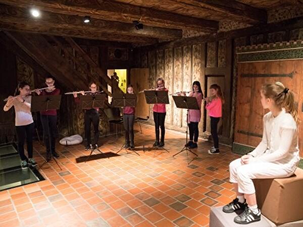 Musik im Museum vom 2.11.2017