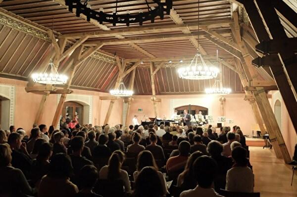 Ensemble-Konzert im Schloss, 25.11.2015