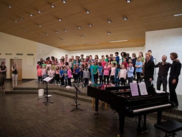 Frühlingskonzert der Singgruppen, 1.4.2017