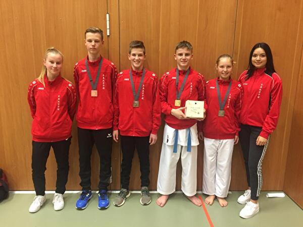 Karate Schweizermeisterschaft 2019