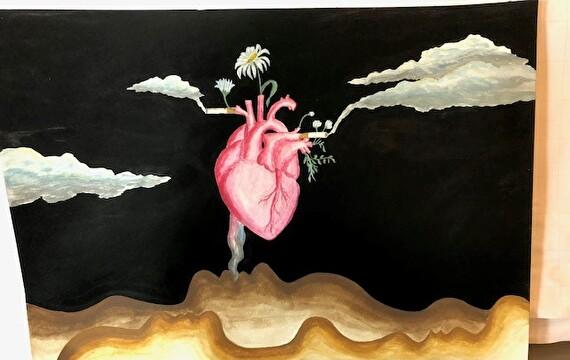 Zeichnung aus dem Projekt von J.F.