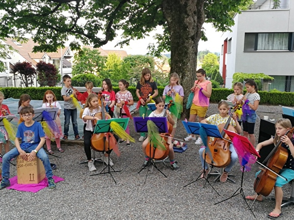 Schulhausfest Lenggis 24.5.19