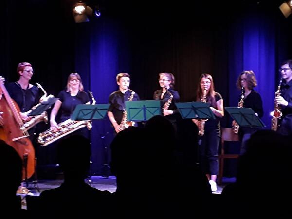 Konzert Saxophon-Quartett 3.6.2019
