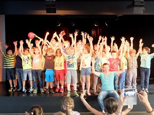 Konzert Rhythmus- und Sambagruppen 27.6.16