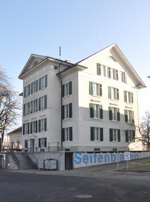 Sekretariat der Musikschule Cham