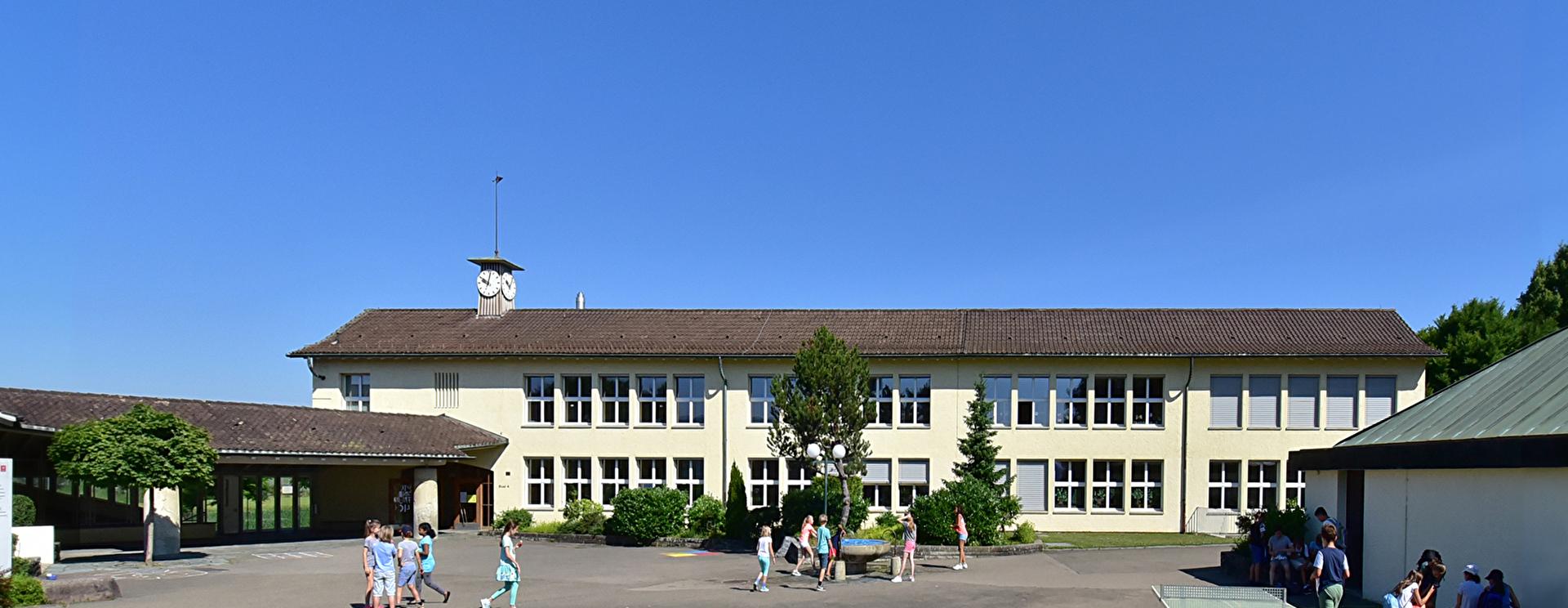 Bild der Gebäude