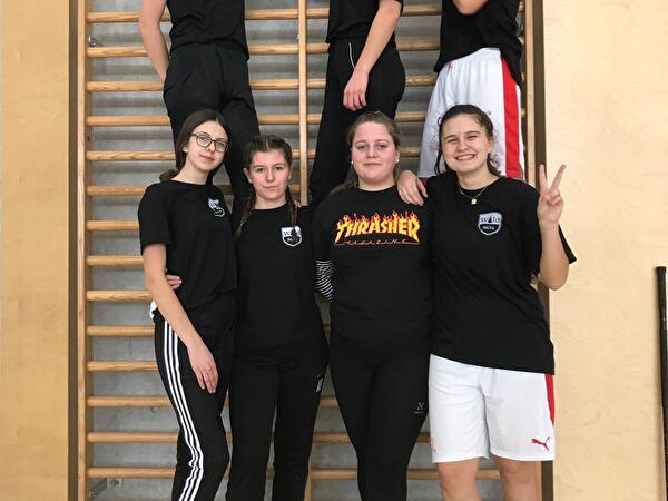 Unihockey Bezirksturnier 30. Januar 2019
