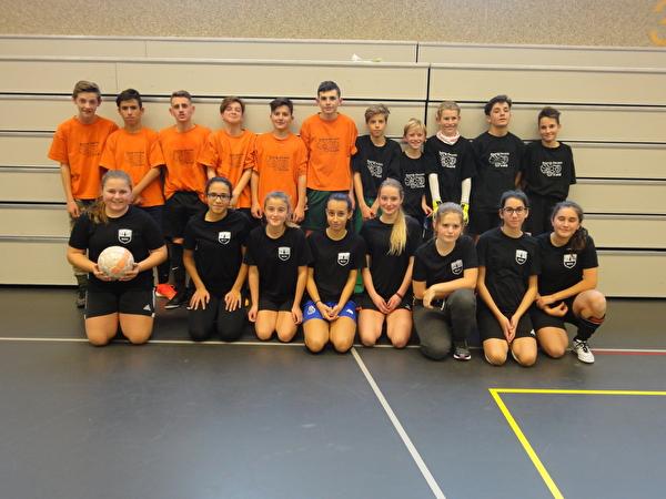 Futsal-Turnier, 1. Sek. 29.11.2017 Rüti