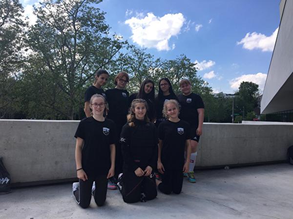 Schweizerischer Schulsporttag Basel, 22. Mai 2019