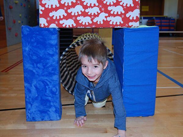 Elternmordul Vorkindergartenprojekt 2013