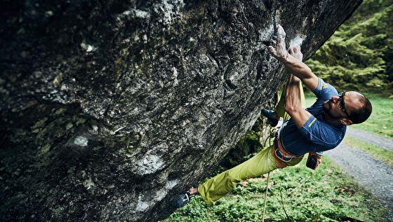 Bouldern im Murgtal, Climber