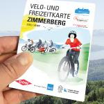 Velo- und Freizeitkarte Zimmerberg
