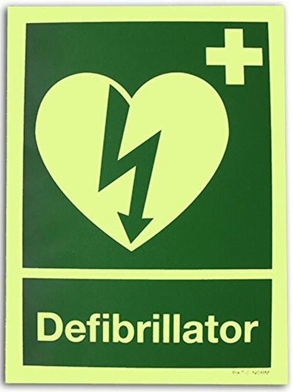 Standort Defibrillator