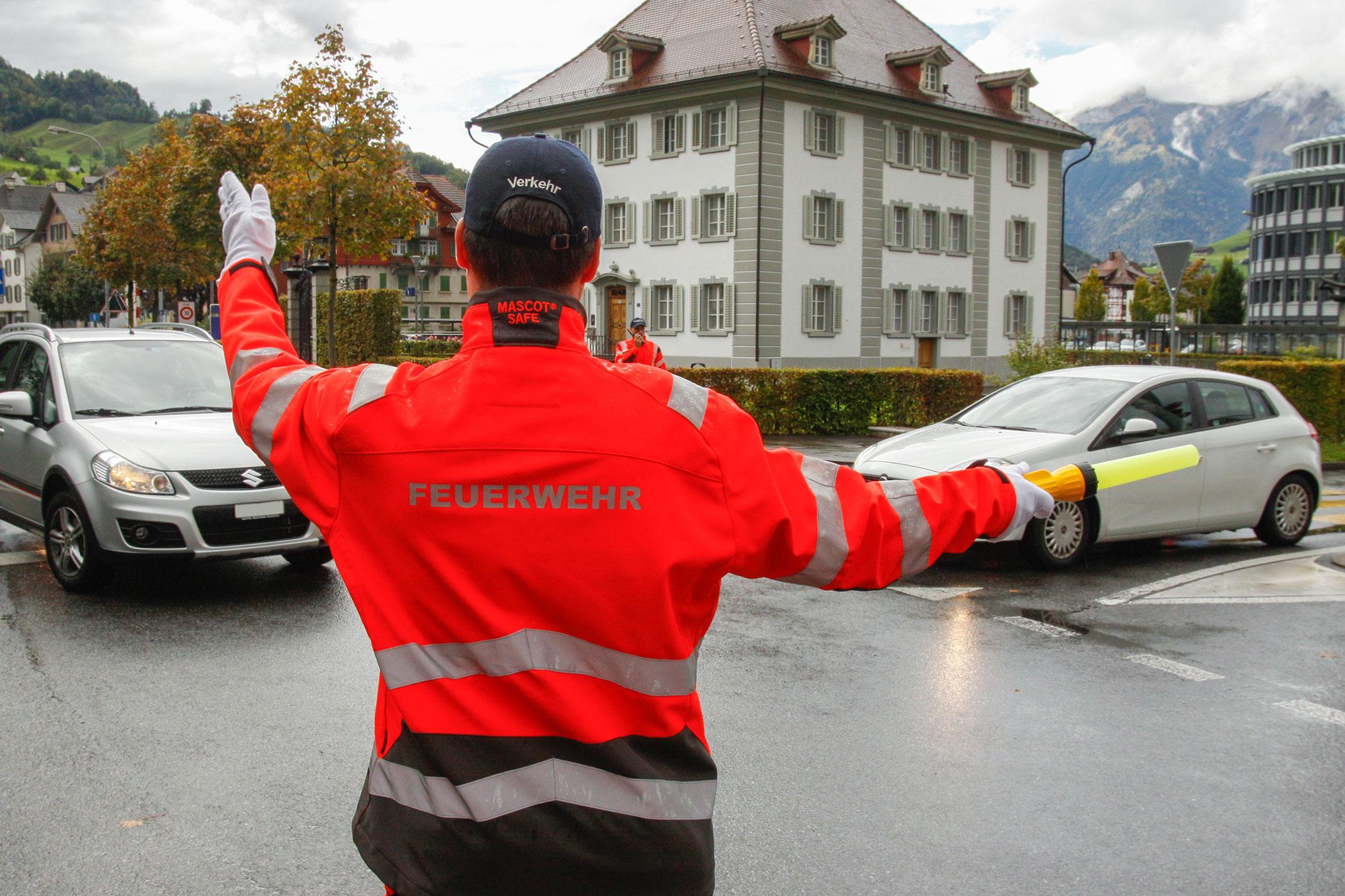 Verkehrsdienst