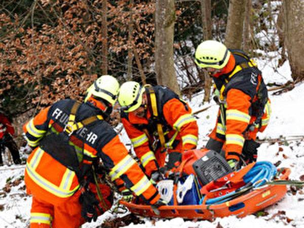 Rettungsübung