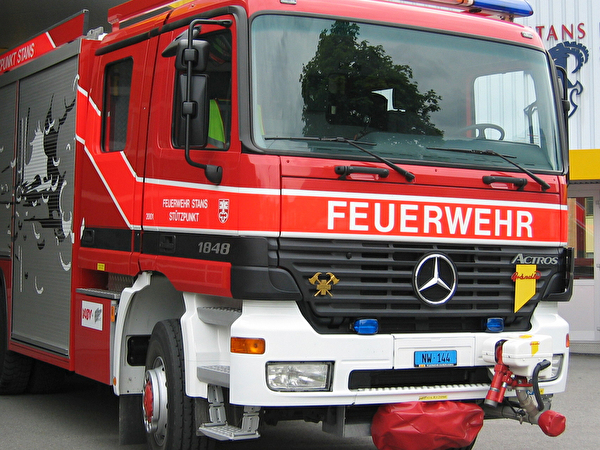 TLF Actros