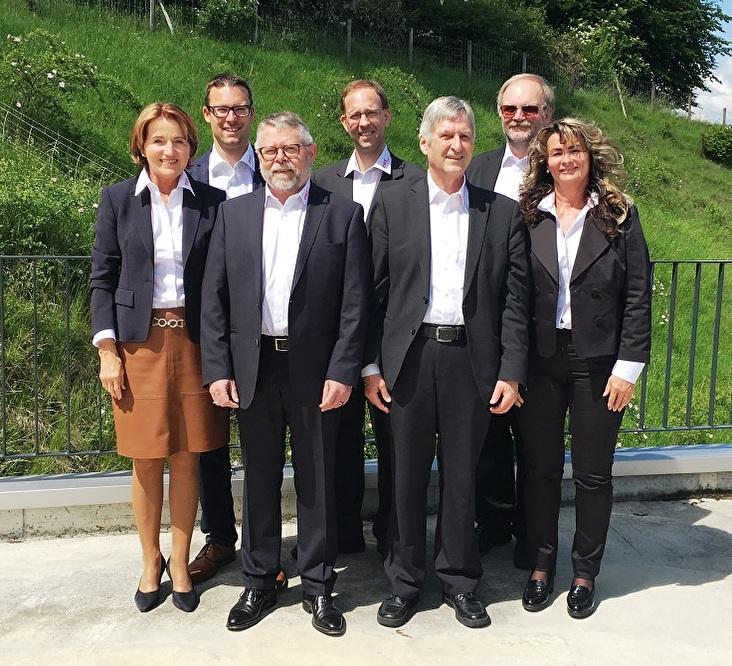 Verwaltungsrat EWS Energie AG