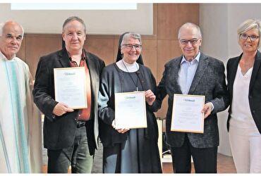 Preisverleihung Jurt-Stiftung
