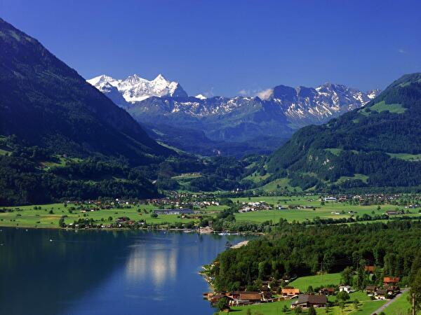 Foto Kulturlandflächen von Giswil