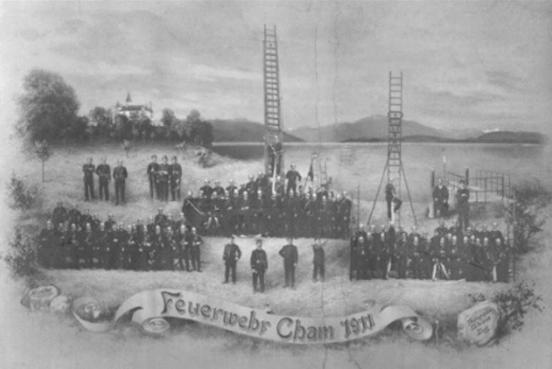 Feuerwehr Cham 1911
