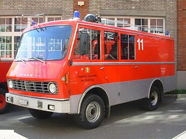 Ford Geser 1982