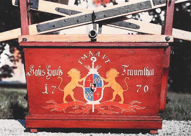 1770 Schlagspritze Frauenthal