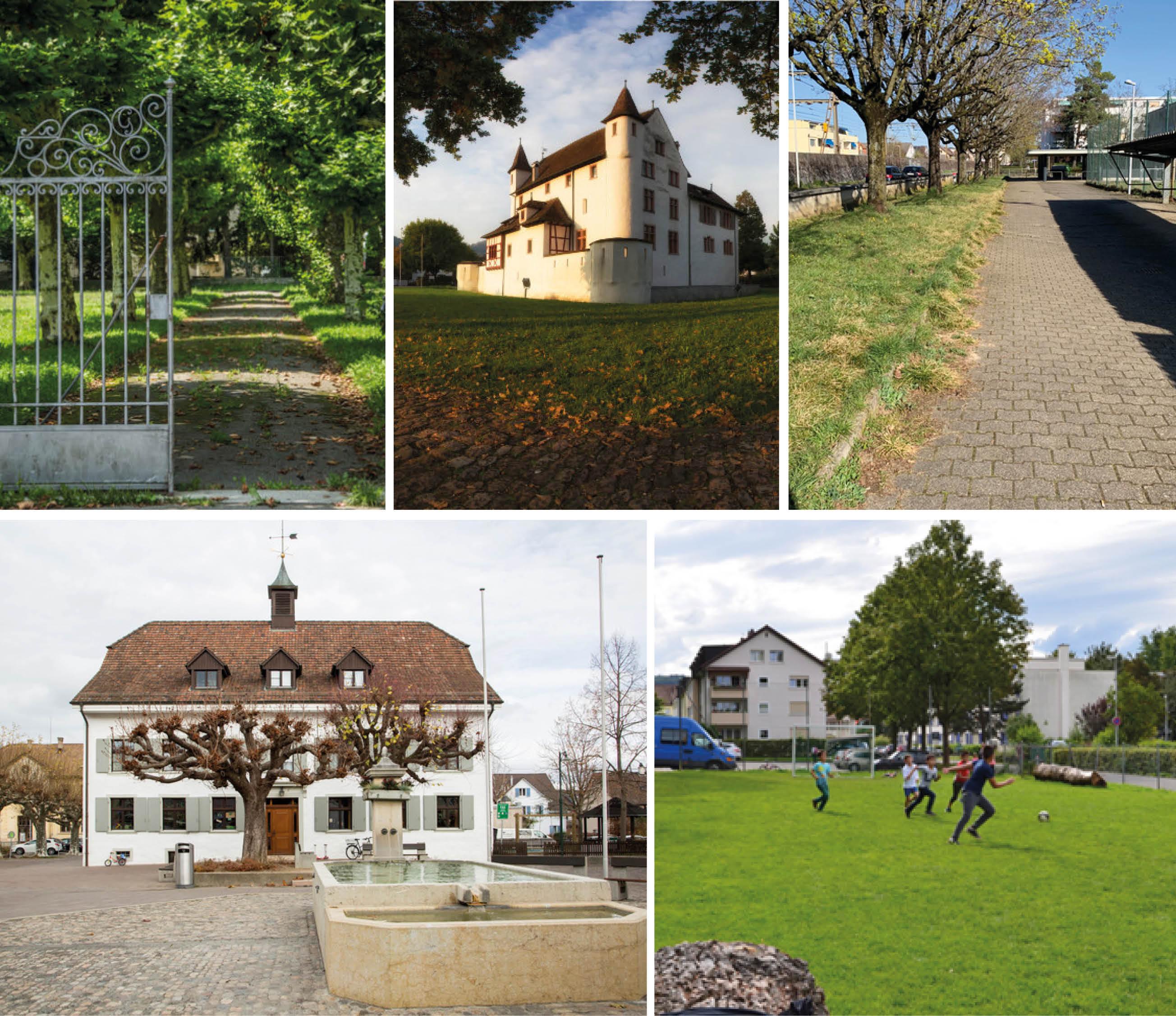 Platz Gemeinde Pratteln